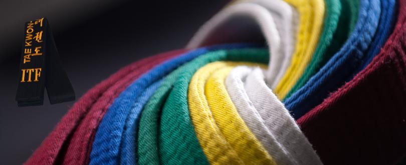 Colour Belt Grading December 2021